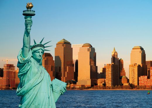 voyager aux États-Unis