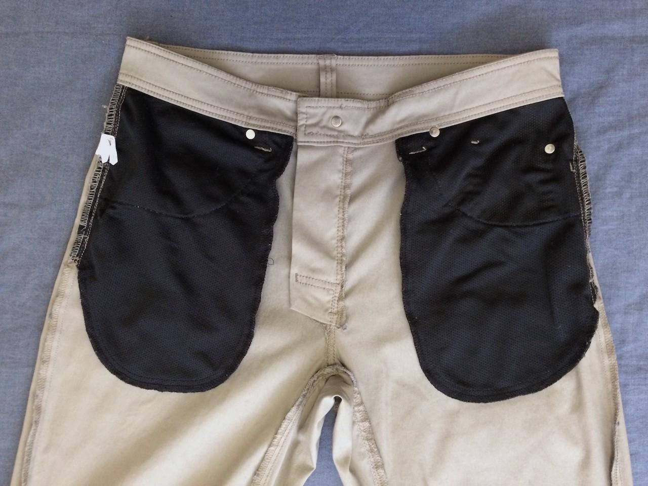 Prana Brion Pant à l'intérieur de la poche