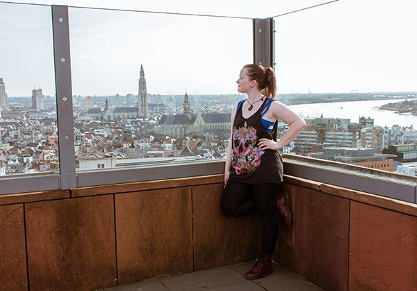 Ville d'Anvers