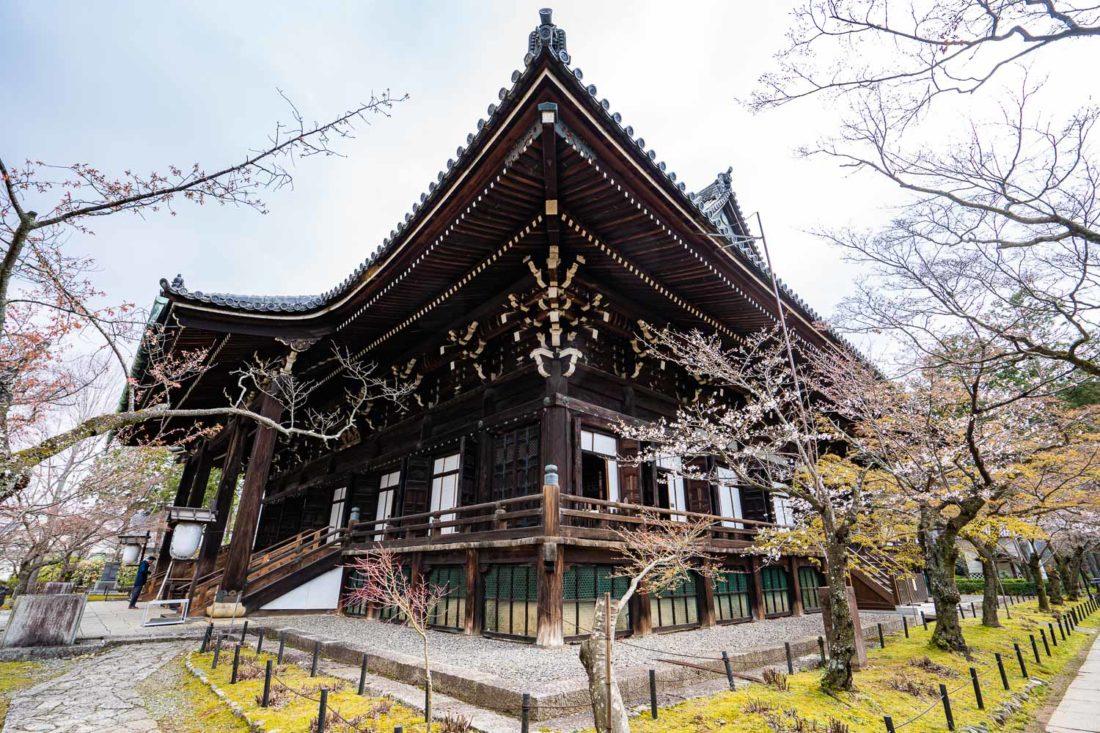 Temple Shinnyodo, Kyoto