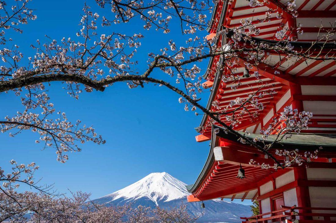 Les meilleures choses à faire au Japon, y compris voir le mont Fuji