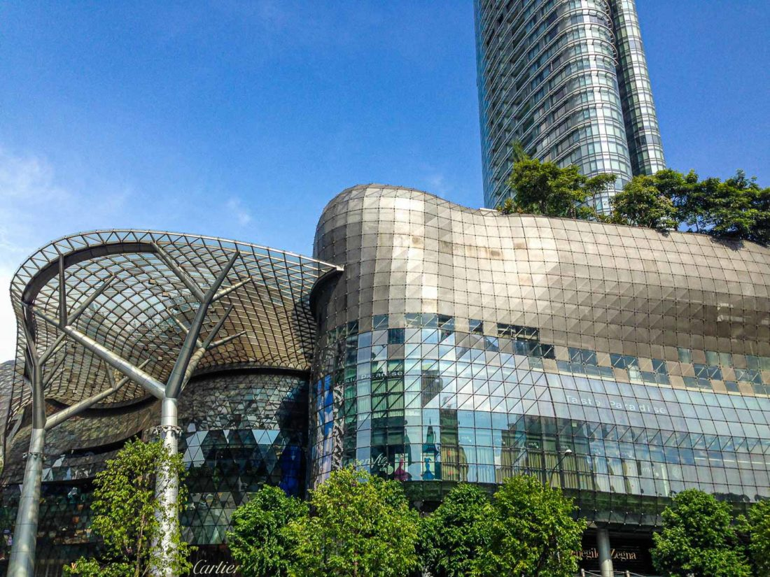 ION Orchard Mall à Singapour