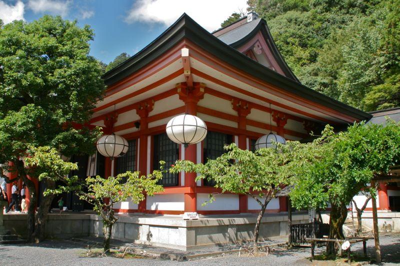 Kurama-dera, l'un des meilleurs temples de Kyoto, au Japon