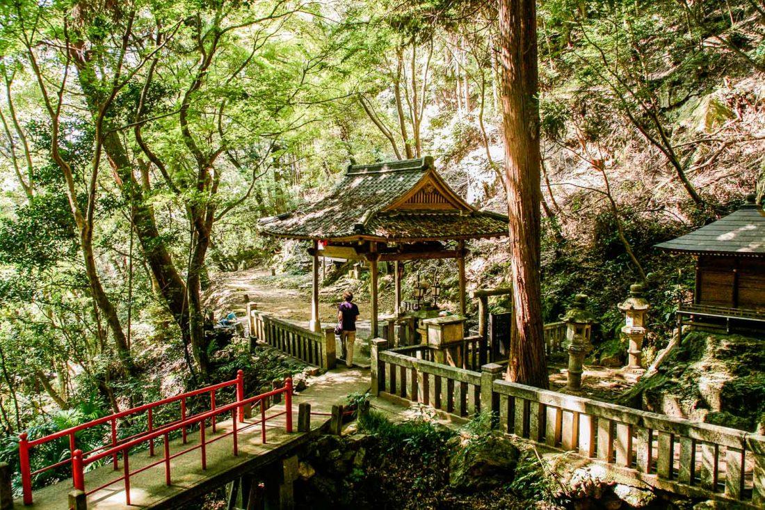 Nanzenji Okunoin, un temple de Kyoto
