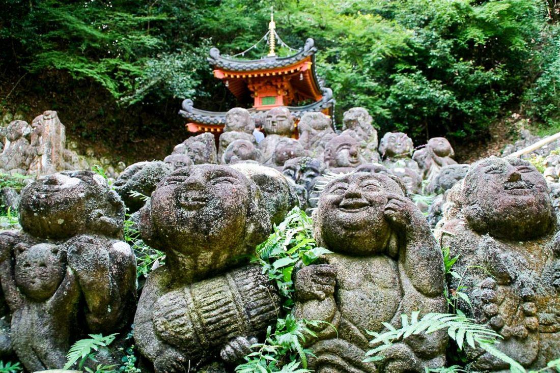 Otagi Nenbutsuji, l'un des meilleurs temples de Kyoto à visiter
