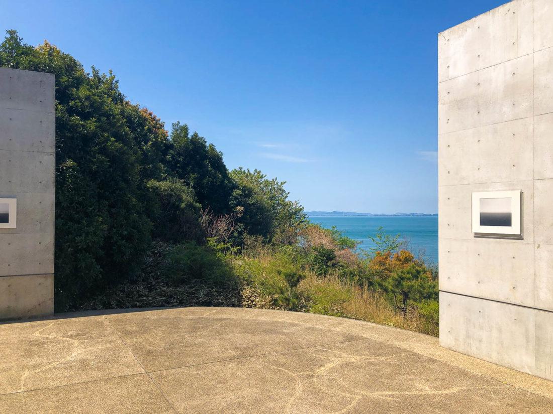 Benesse House Museum sur l'île d'art de Naoshima