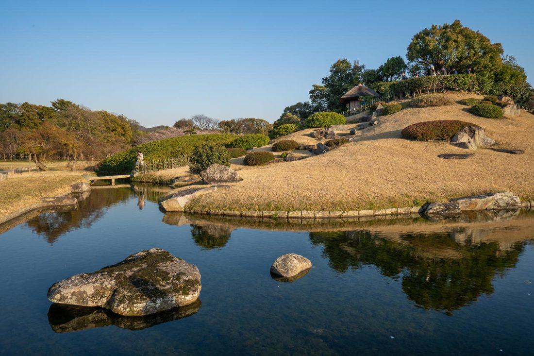 """Le jardin Korakuen est l'une des meilleures choses à faire à Okayama au Japon """"width ="""" 1100 """"height ="""" 733"""