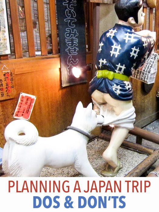 Envisagez-vous un voyage au Japon? Voici les choses à faire et à ne pas faire pour vous aider à tirer le meilleur parti de votre temps dans ce pays fou et merveilleux.