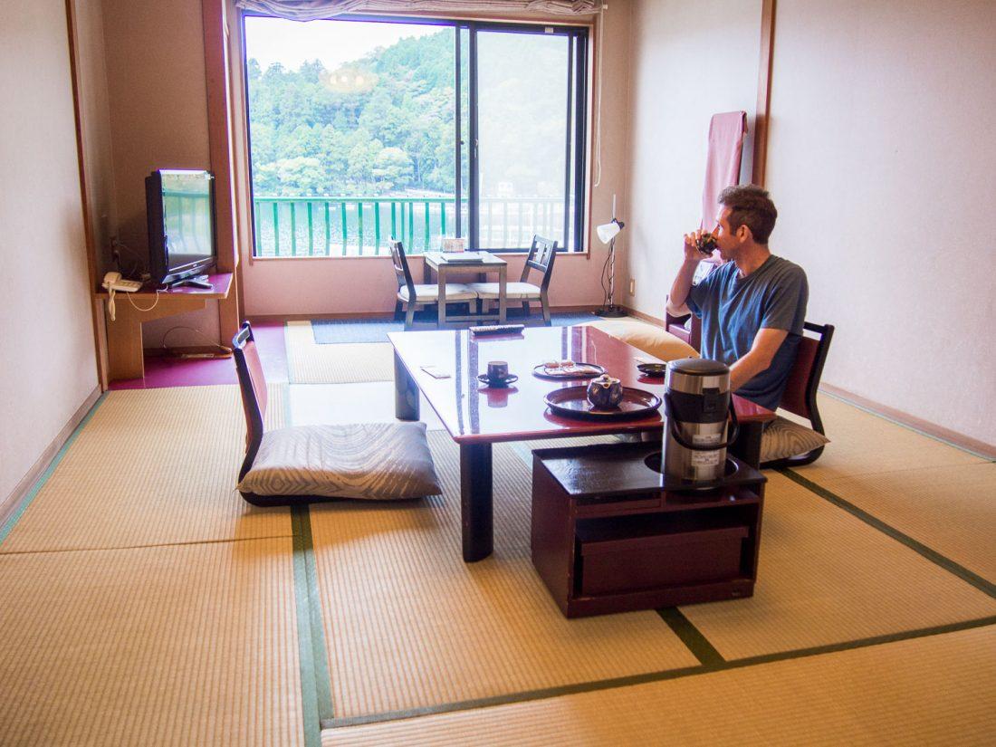 Hôtel Mushashiya ryokan à Hakone