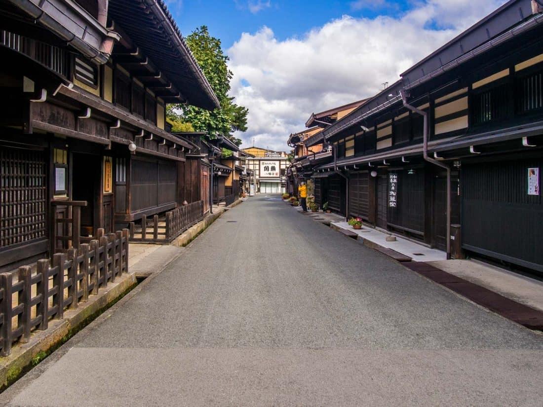 Takayama, l'un des meilleurs arrêts de notre itinéraire de 2 semaines au Japon