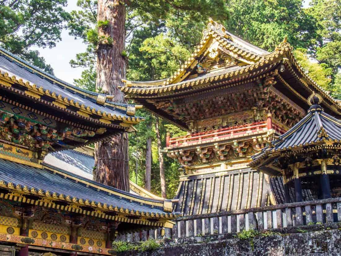 Sanctuaire Toshogu à Nikko, l'un des plus beaux endroits du Japon