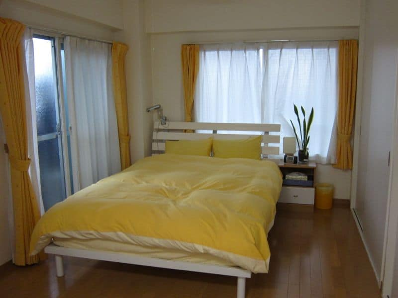 Chambre appartement Tokyo