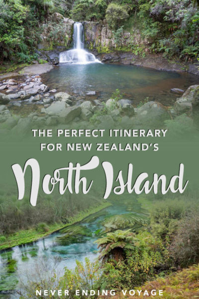 The North Island, New Zealand itinerary | north island things to do, north island road trip