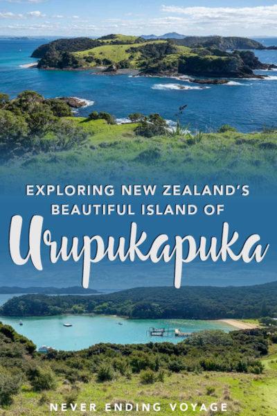 Un guide pour visiter l'île d'Urupukapuka dans la baie des îles en Nouvelle-Zélande