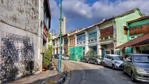 Voyage en Malaisie : découvrir l'île de Penang