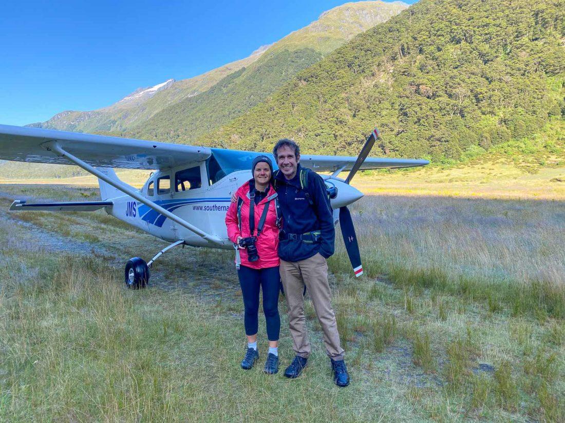 Balade en avion Siberia Experience